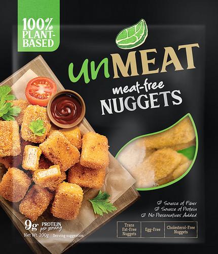 unMeat 100% Plant-Based Meat Alternative