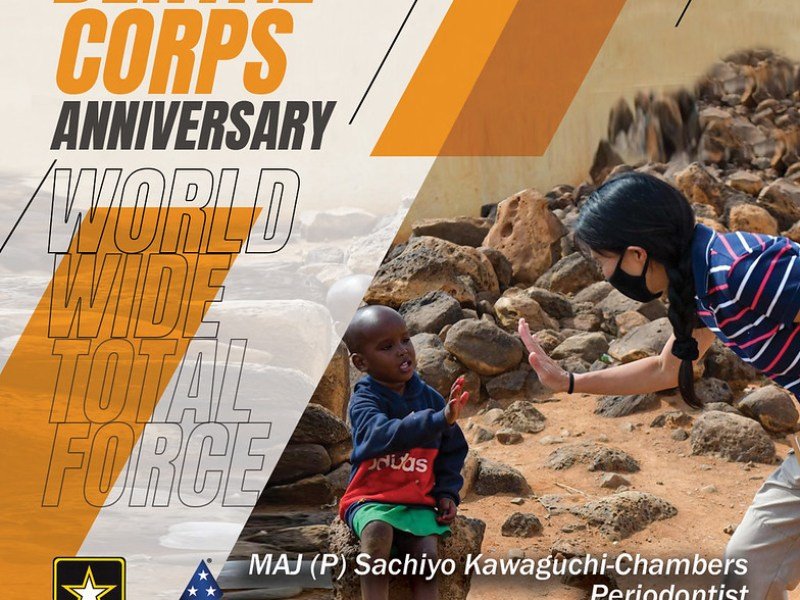 Happy anniversary to the @USArmy Dental Corps!