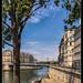 Paříž - Paris_Quai d'Orléans