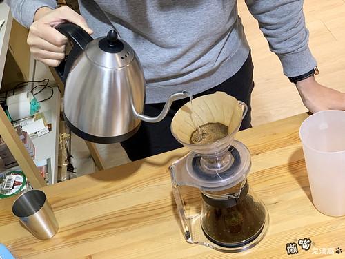 安奕咖啡專業自家烘焙