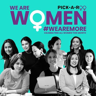 PICK.A.ROO app women's month