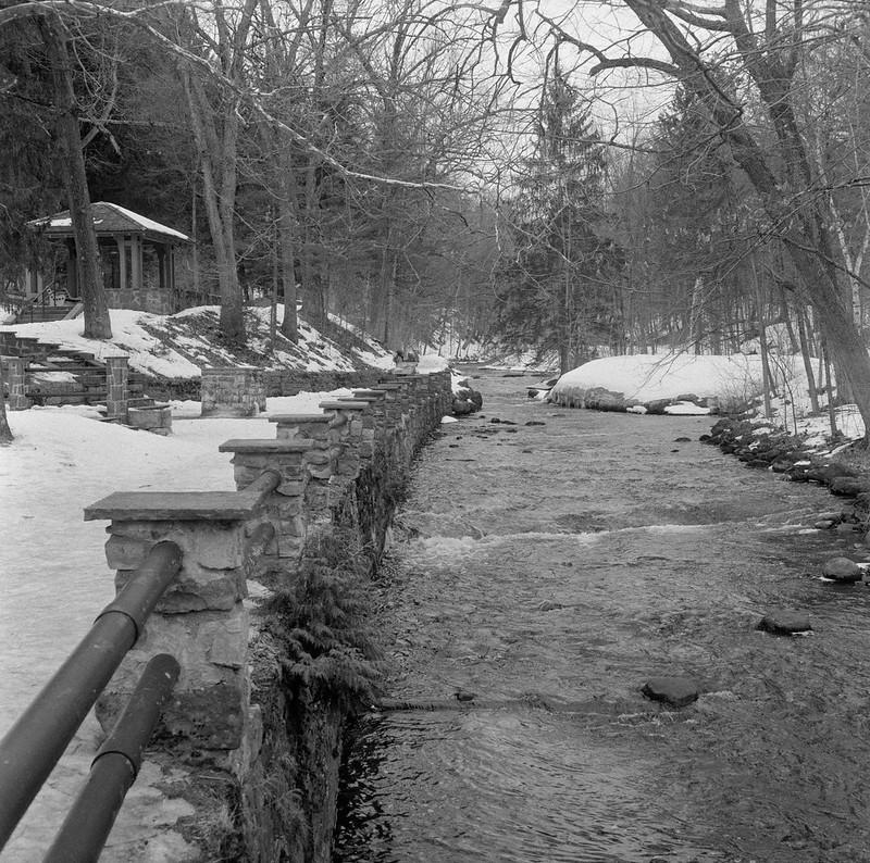 Vale of Springs, Winter