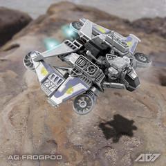 AG-Frogpod (Snap Ships)