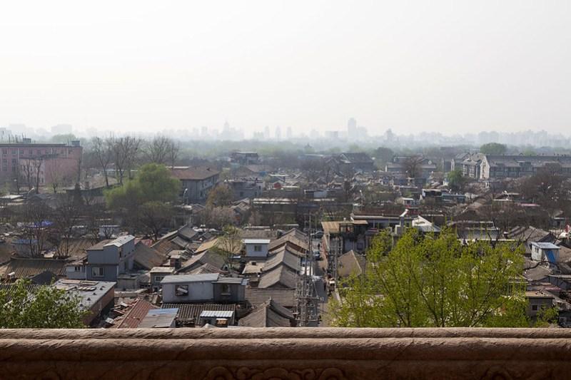 Колокольная башня, Колокольня, Пекин
