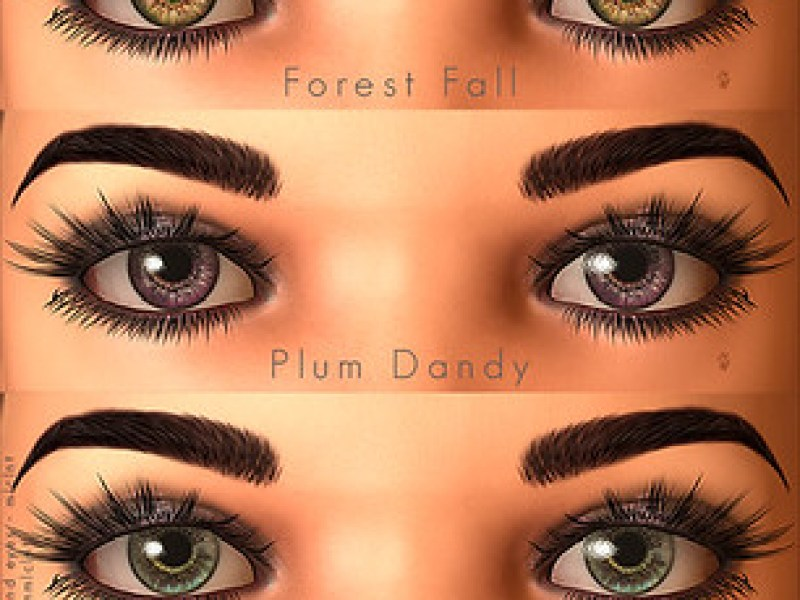 Mesh Eyes Vendor Fae