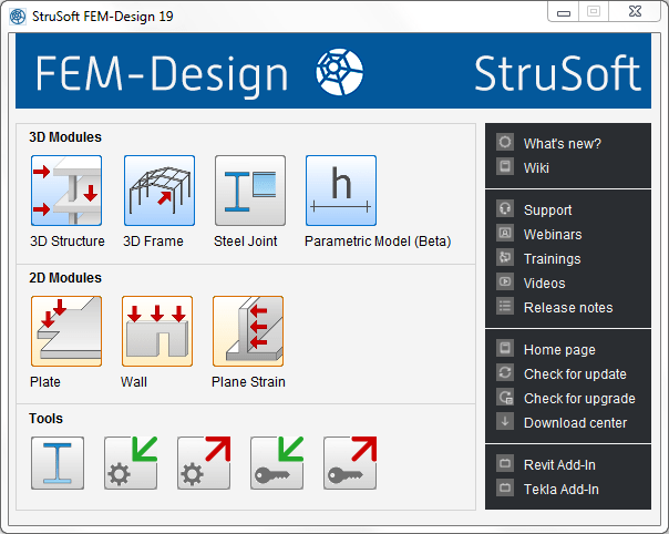 Working with StruSoft FEM-Design Suite 19.00.006 x64 full