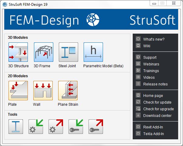 Working with StruSoft FEM-Design Suite 19.00.006 x64 full
