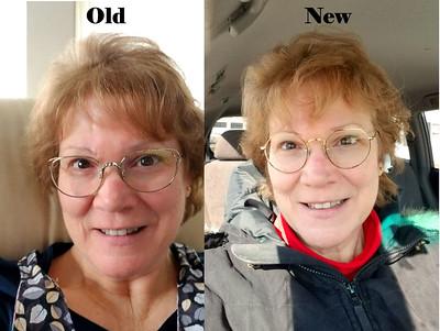 New Glasses Old Glasses