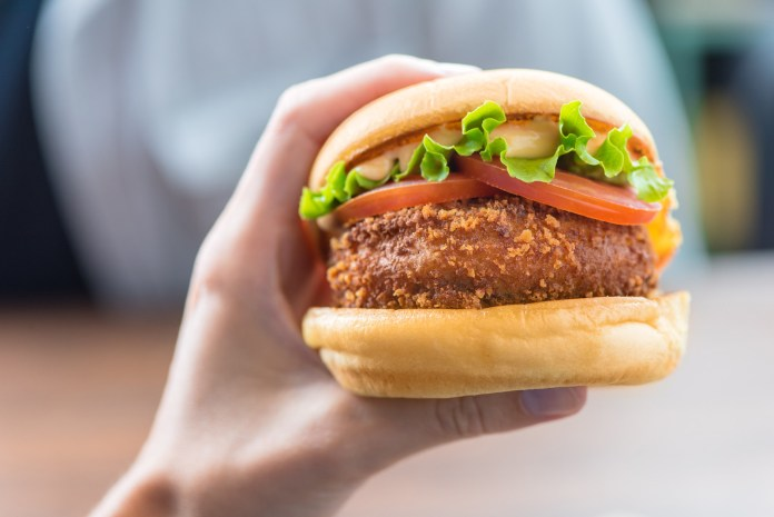 Shake Shack 的 Shroom Burger 04