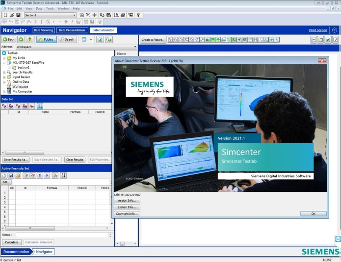 Working with Siemens Simcenter Testlab 2021.1.0 full
