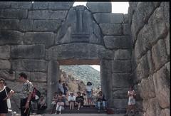 1992_07.01-10 Porta dos leóns Micenas