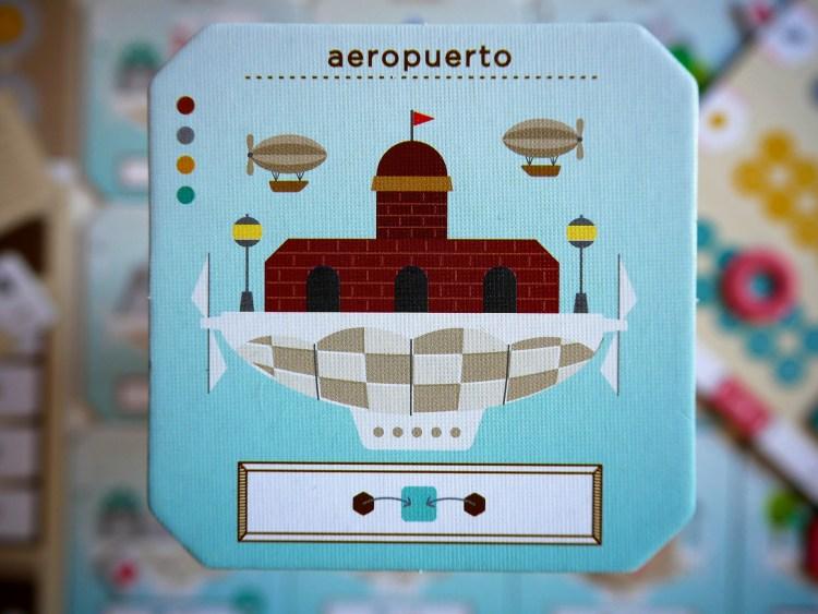 AIRSHIP CITY AEROPUERTO
