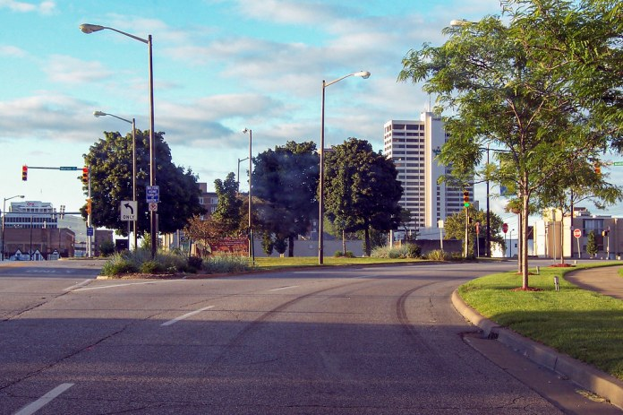 Old US 31 in South Bend