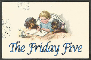 Friday Five 1