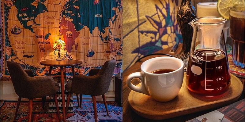 台中西區咖啡廳   睦舍 Neighbor,自家烘焙咖啡豆,很有異國風情的咖啡廳。