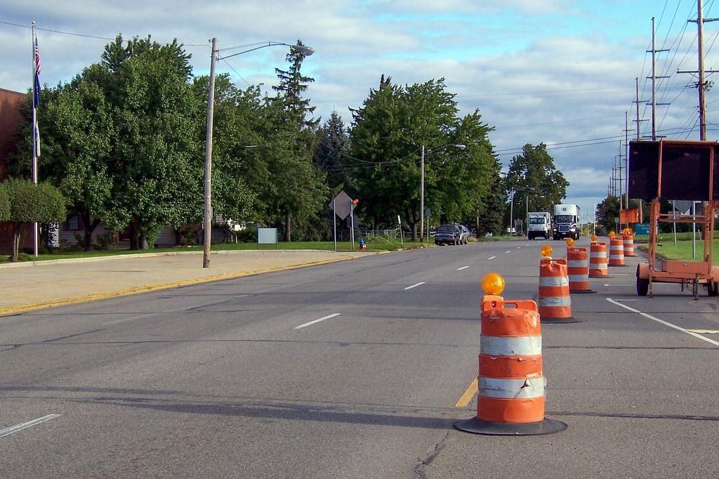 Northbound Main St. at Chippewa Ave.