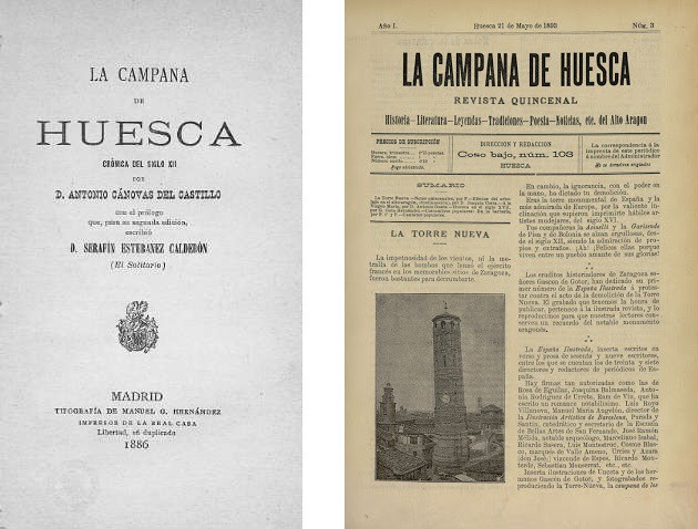 La campana de Huesca_Ángela Melo Royo