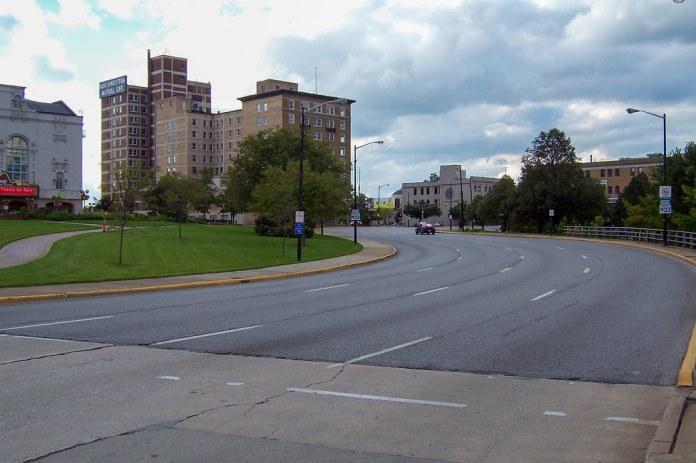 St. Joseph St. northbound
