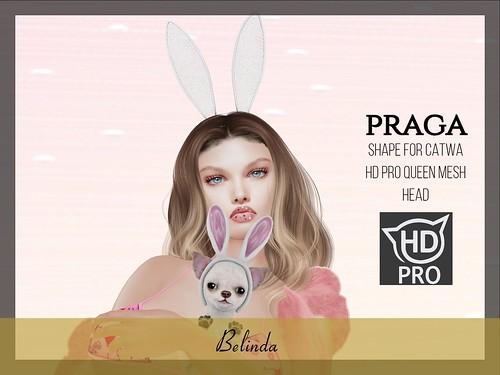 Belinda Bento Shape (Catwa HD Pro)