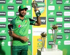 Winning ODI team (10)