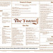 The Foxtail menu