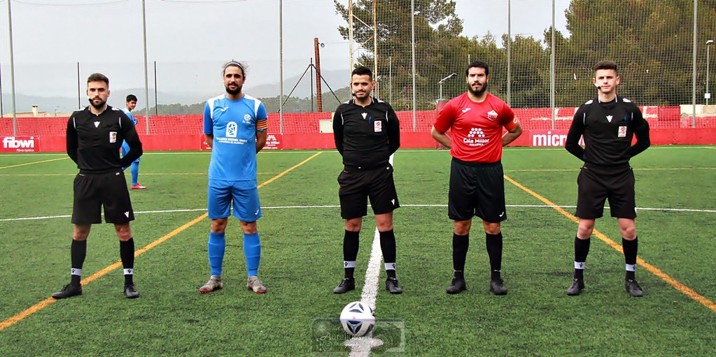 10/04/2021- 1a Regional, Preferente. Mallorca. Sub grupo B. Cd Serverense 1 Sineu 2