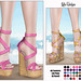 Hilly Haalan - Lola Wedges