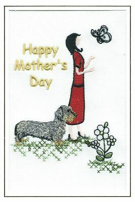 Wire-Haired-Dachshund-Mothers-Day-Card-Embroidered-by