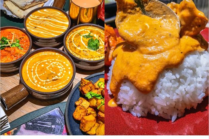 飪室咖哩 Renshi   台中西區公正路印度咖哩專賣店,咖哩濃郁厚香搭配蒜味甩餅好好吃。