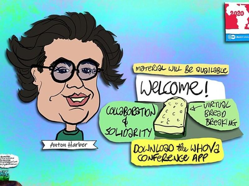 00 Anton Harber -- Welcome