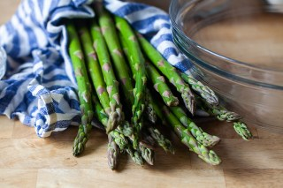 impatient asparagus