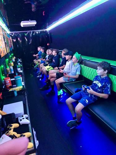 gaming truck