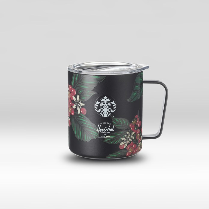 The reSupply STARBUCKS® X Herschel Supply Co. 12oz Insulated Double Wall Handle Mug