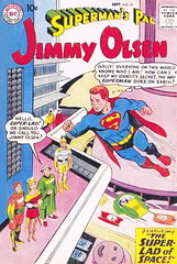 Superman's Pal, Jimmy Olsen #39