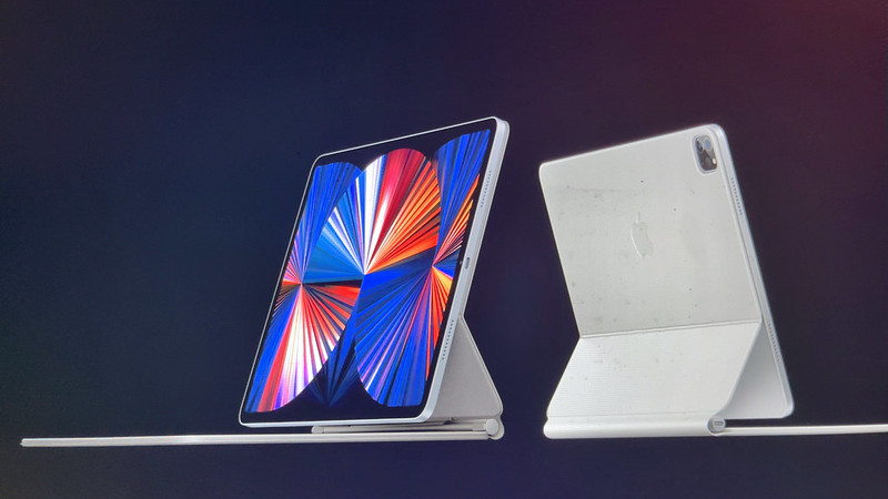 New iMac, iPad Pro, AirTag