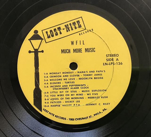 WFIL Album Side A