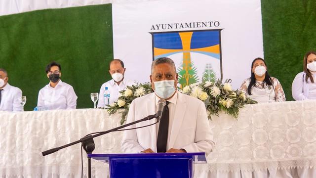 Rendición de Cuentas Alfredo Reyes