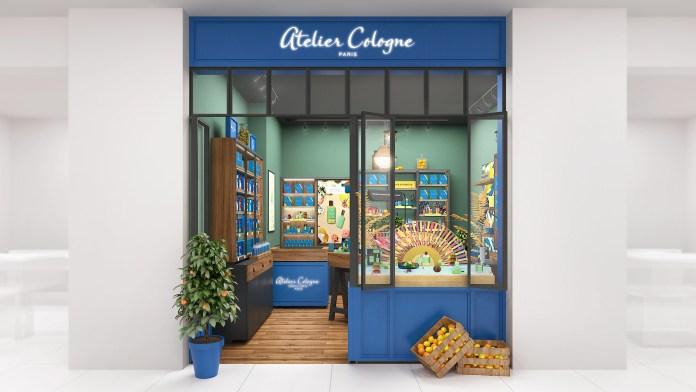 Atelier Cologne_Macau Venetian Store Rendering_Shop Front (1)