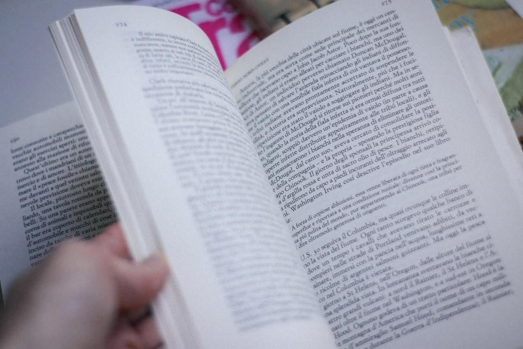Strade blu, recensione del libro