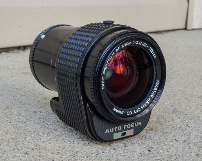 35-70mm f/2.8 SMC Pentax-AF