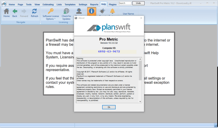 Working with PlanSwift Pro Metric 10.3.0.47 full