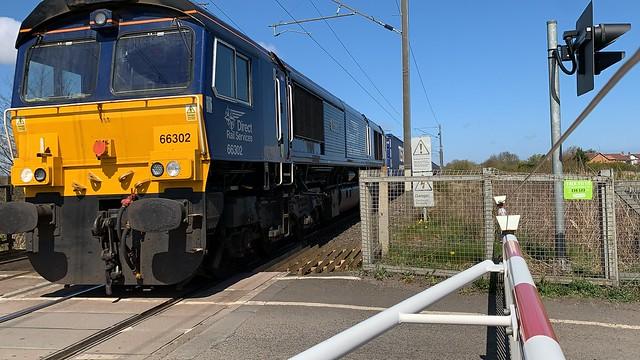 Class 66 DRS