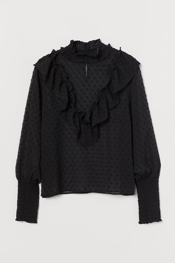 19_smock-detail-blouse-black-hm