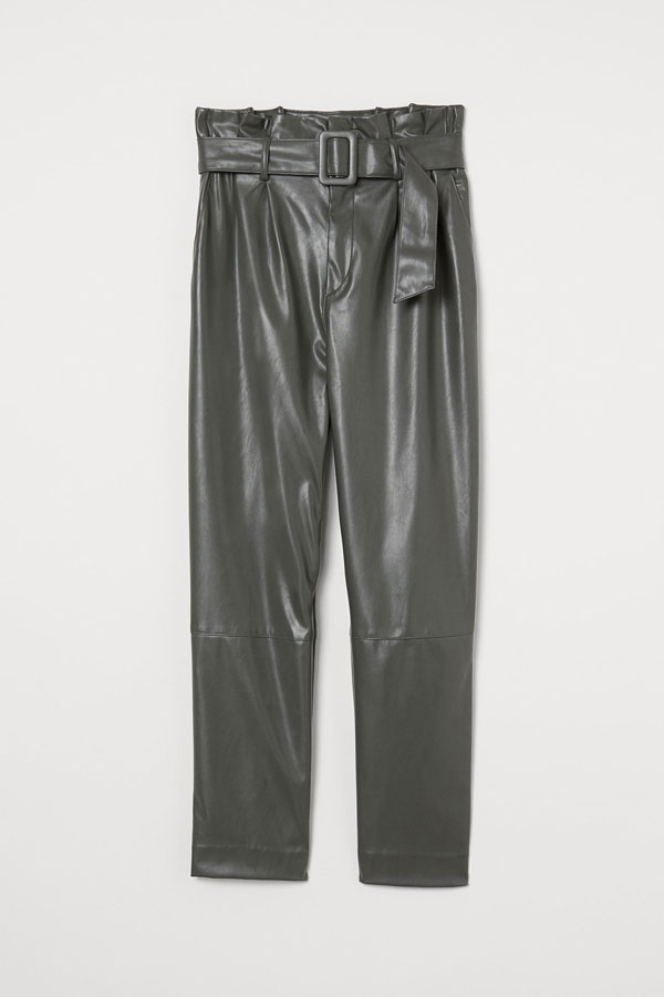 2_ankle-length-belted-pants-faux-leather-grey-hm