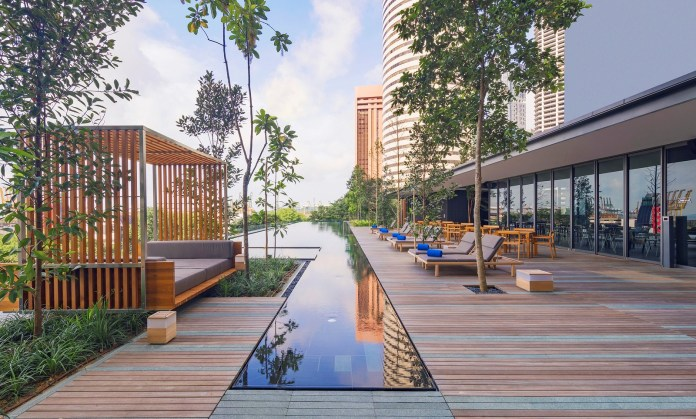 Oakwood Premier AMTD Singapore (SG Clean, Staycation Approved) 2