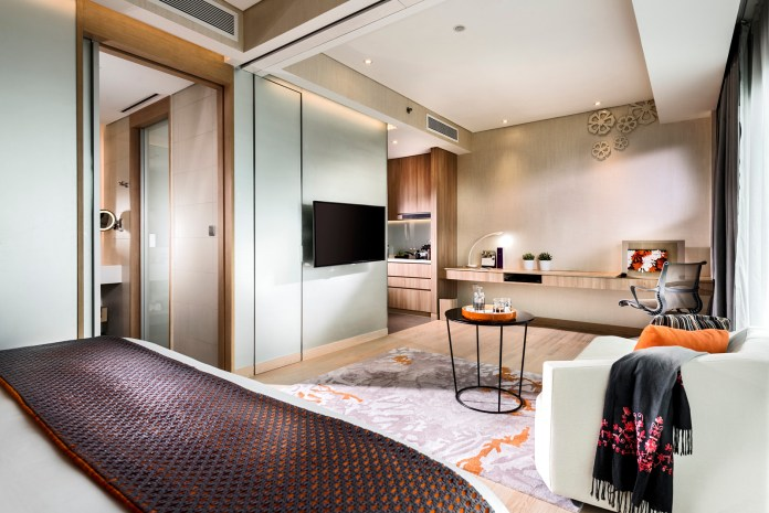 Capri by Fraser Changi City, Singapore (SG Clean, Staycation Approved) 1