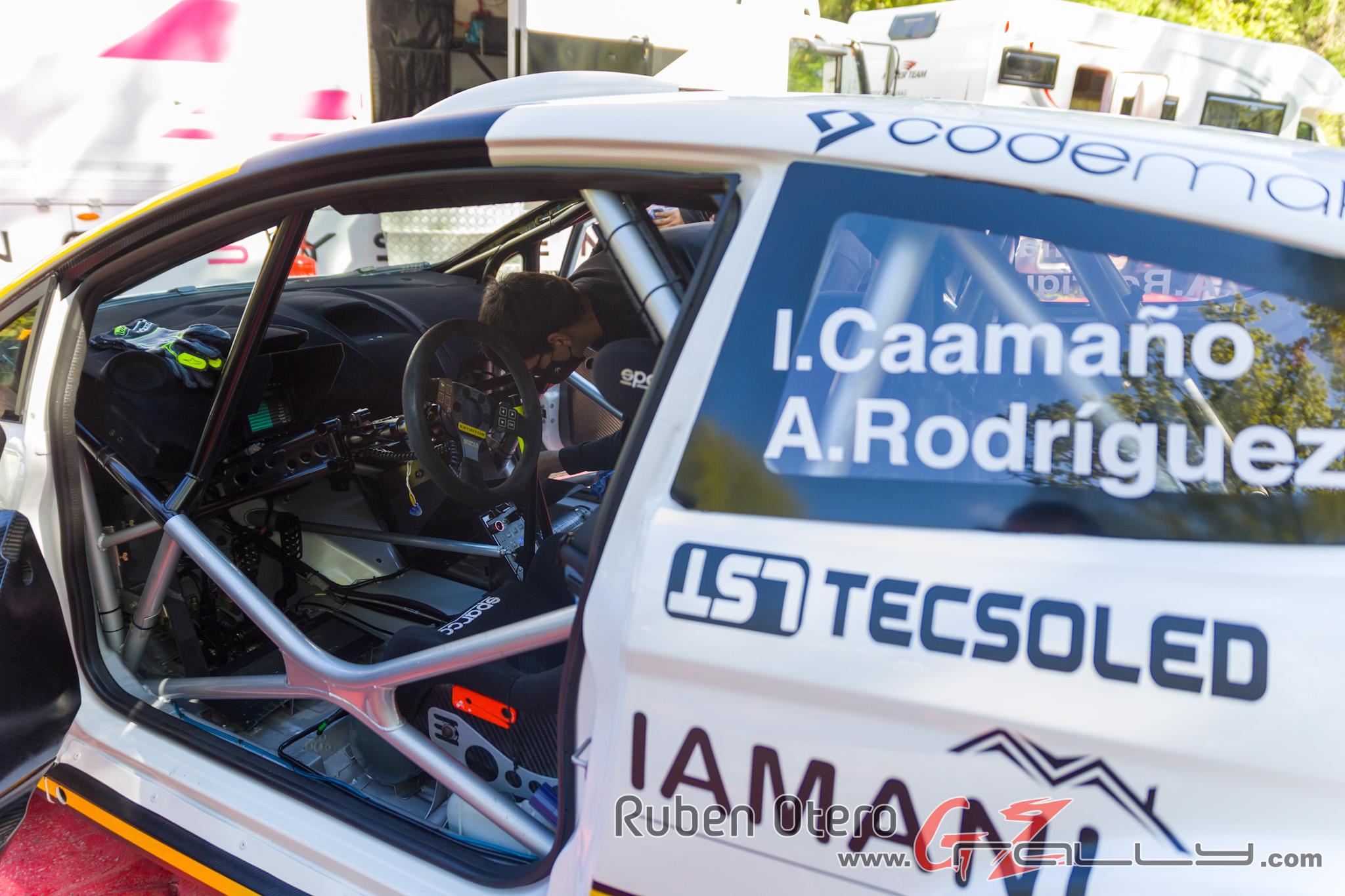Test de Iago Caamaño - 2021