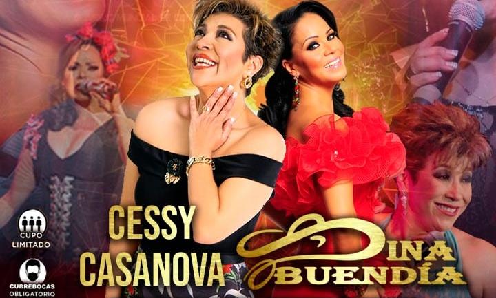 2021.05.14 Dina Buendía y Cessy Casanova