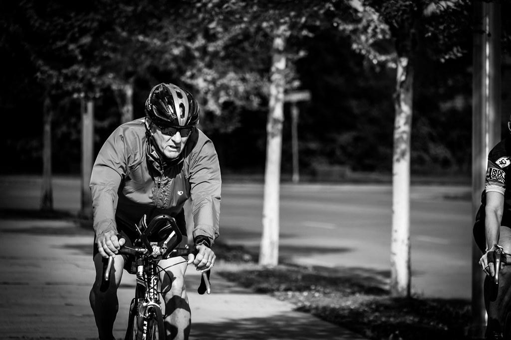 Louisville Loup Cyclist