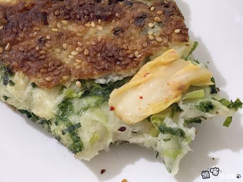 小食幷蔥小餅